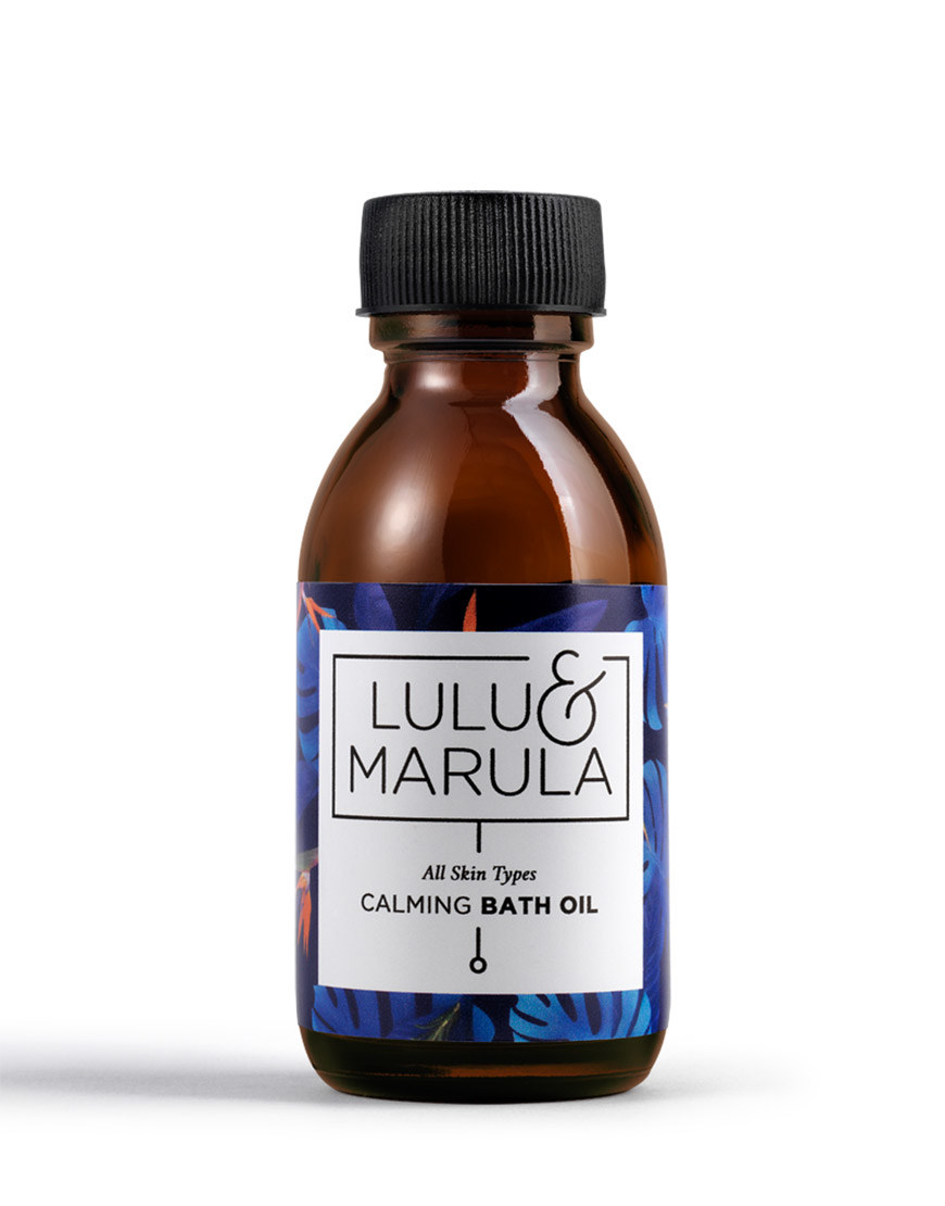 Lulu & Marula Calming Bath Oil
