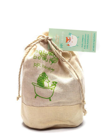 Naturals Beauty R&R Kids Range - Hemp Bag