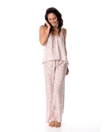 Soft Rose Pyjama Set