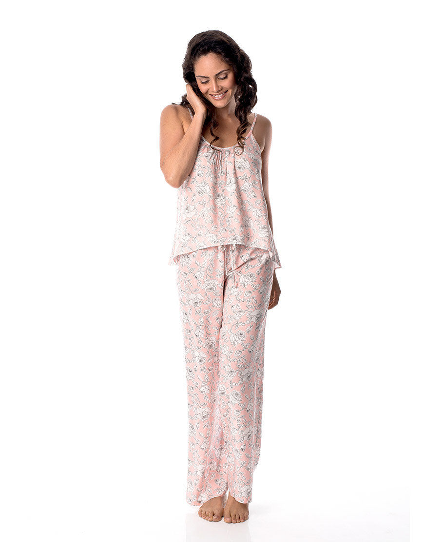 Soft-Rose-Long-Pyjama-Set