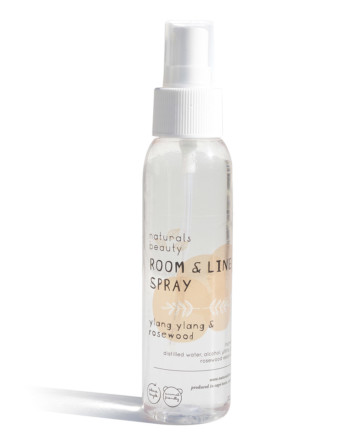 Naturals Beauty Room & Linen Spray - Ylang Ylang & Rosewood
