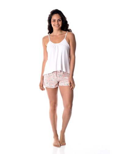 Soft- Rose- Sleep-Shorts