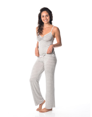 Sweet Stripe Pyjama Set