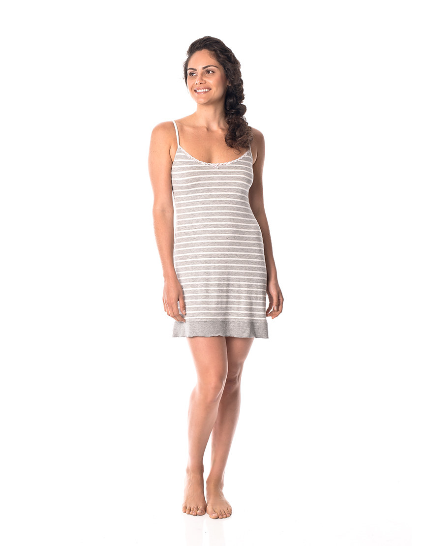 Sweet-stripe-nightie