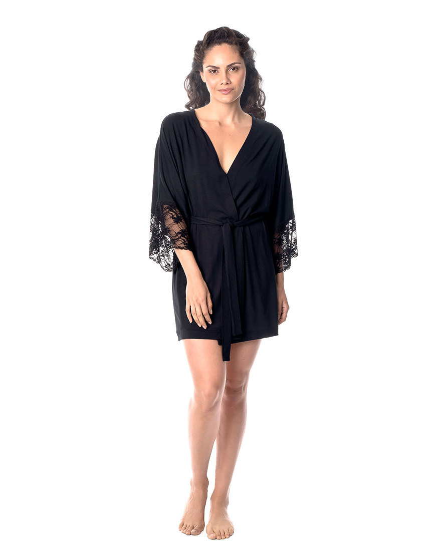 gown-black