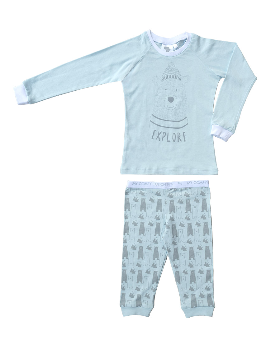 Home Grown Africa – Explorer Bear Pyjamas