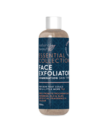 Naturals Beauty Essential Collection Face Exfoliator