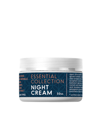 Naturals Beauty Essential Collection Night Cream