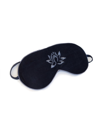 Hemp-silk-eye-mask