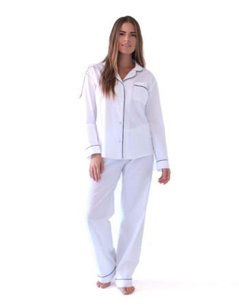 Classic cotton pyjama set, sleepwear