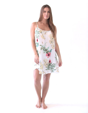 Summer floral Nightie