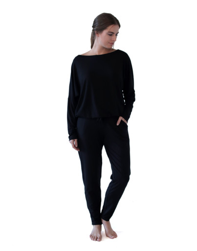 lounge pant and slouch top